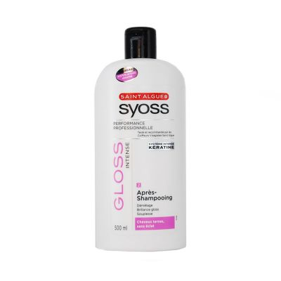 Saint-Algue Syoss Gloss Intense Après-Shampooing 500ML