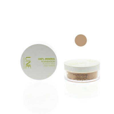 Une Natural Beauty 100% Mineral Fondation N°M 11