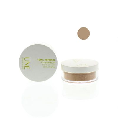 Une Natural Beauty 100% Mineral Fondation N°M 14