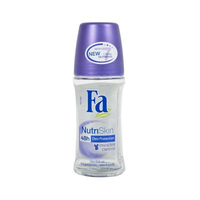 Fa NutriSkin Invisible Control Déodorant Roll-On 50ML