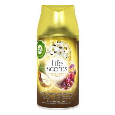 Air Wick Recharge Freshmatic Max Life Scents Paradis Tropical 250ml