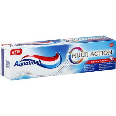 Aquafresh dentifrice 75ml multi action