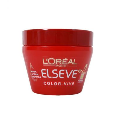 Elseve masque 300 ml color vive
