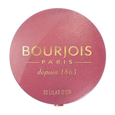 Bourjois blush 33 lilas d'or