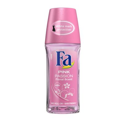 Fa déodorant roll on 50ml Pink Passion