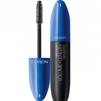 Revlon mascara volume+length magnified waterproof 351 noir intense