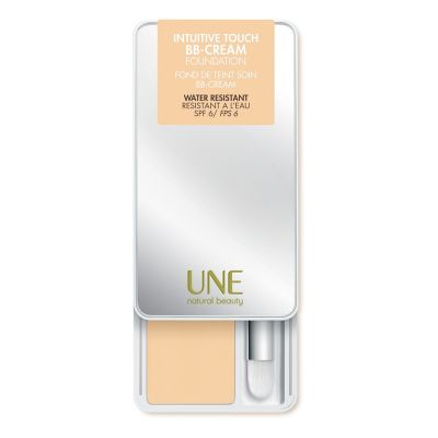 Une Natural Beauty Fond de teint Soin BB-Cream Water Resistant I13