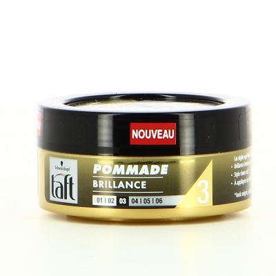 Taft Pommage 75 Ml Brillance Fixation 3