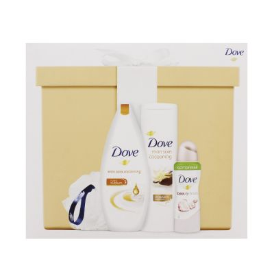COFFRET DOVE 3P SOIN COCOONING