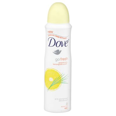 Dove Go Fresh Pamplemousse & Verveine Dédorant - 150ML