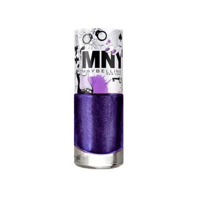 Vernis à ongles MNY Maybelline dark purple 557