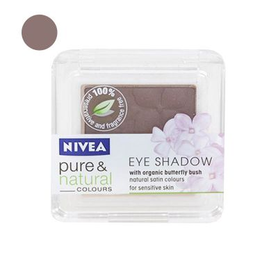 Nivea Pure & Natural Colours Fard A Paupières N°15 Snaggy Brown