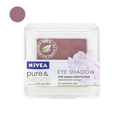 Nivea Pure & Natural Colours Fard A Paupières N°14 Mystic Plum