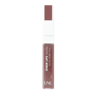 Gloss levre nues N°S19 de Une Natural Beauty
