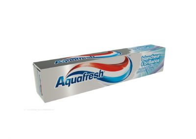 AQUAFRESH DENTIFRICE 75 ML BLANCHEUR & BRILLANCE