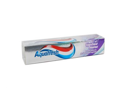 AQUAFRESH DENTIFRICE 75 ML BLANCHEUR INTENSE