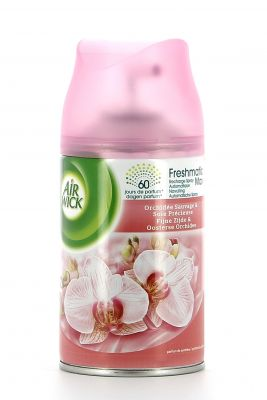 Air Wick Recharge Freshmatic Max Orchidée Sauvage & Soie Précieuse 250ml