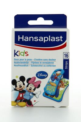 Hansaplast Kids X 16 Pansements Mickey