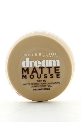 Maybelline Fond de Teint Mousse Dream Matte Mousse - 08 Light Beige