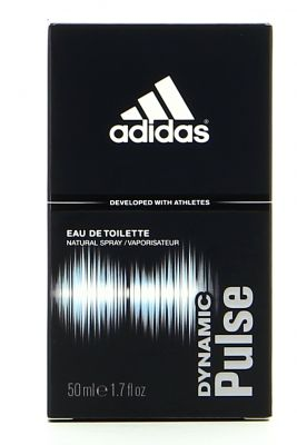 Adidas Eau de Toilette 50Ml Dynamic Pulse