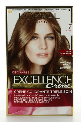 L'Orèal Paris - Excellence Crème colorante 7 Blond