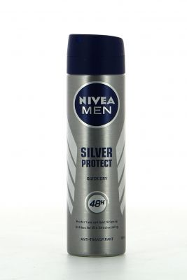 Nivea Déodorant Spray 150 ml Men Silver Protect