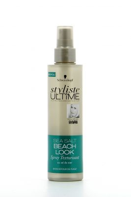 Styliste Ultime Spray Texturisant 200 Ml Sea Salt Beach Look Look Retour de Plage