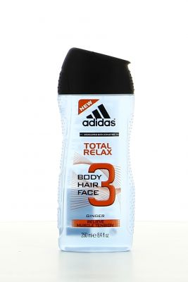 Adidas Gel Douche 250 Ml Total Relax