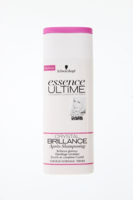 Essence Ultime Après Shampooing 250 Ml Crystal Brillance Cheveux Normaux, Ternes