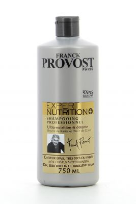 Franck Provost Shampooing 750Ml Expert Nutrition+