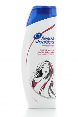 Head & Shoulders Shampooing 300 Ml Lisse & Soyeux