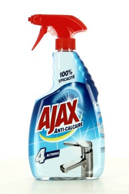 Ajax Pistolet 750 Ml Anti-Calcaire 4 Actions