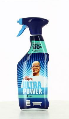Mr Propre Pistolet 500 Ml Ultra Power Fresh