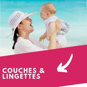 couches pampers pas chères